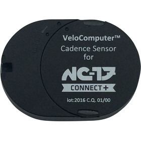 NC-17 Connect VeloComputer VC5.1 ANT+ and Bluetooth 4.0 black